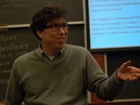 Jonathan Zittrain: Minds for Sale at Harvard, February 22, 2010