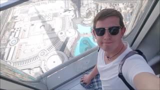 UAE Dubai - july 2017 gopro video