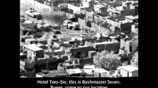 Wikileaks leaked video of Civilians killed in Baghdad - Full video