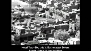 Wikileaks leaked video of Civilians killed in Baghdad - Full video