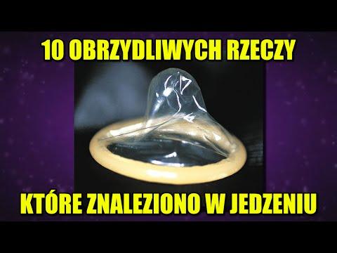 10 Obrzydliwych Rzeczy, Które Znaleziono W Jedzeniu - Jacek Makarewicz