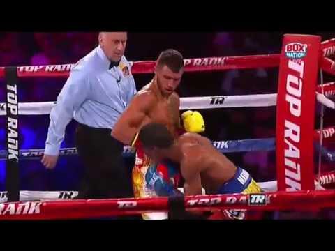 Vasyl Lomachenko vs Miguel Marriaga (full fight 2017-08-05) eng