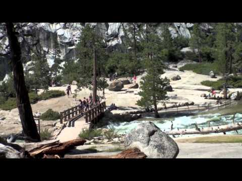 Hike To Nevada Falls -- June 22, 2011