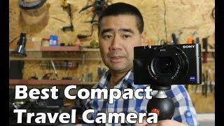 Sony RX100 V Review - The Best Travel Camera