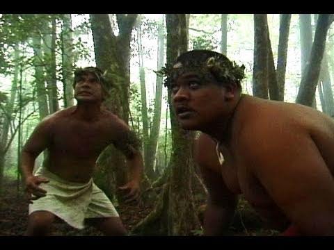 Night Marchers Hawaiian Battle Scene - YouTube