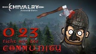 SgtRumpel zockt CHIVALRY mit der Community 023 [deutsch] [720p]