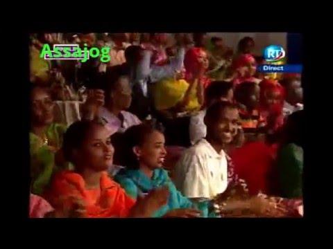 Djibouti: Concours des jeunes talents 4 finale du 14/11/2013 part 1