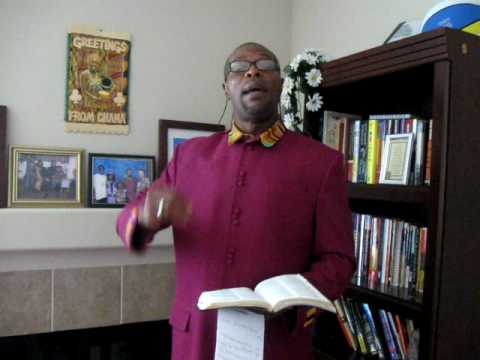 Dr. Kodjoe Sumney Rise Up and Build African Professionals and Friends of Africa.AVI