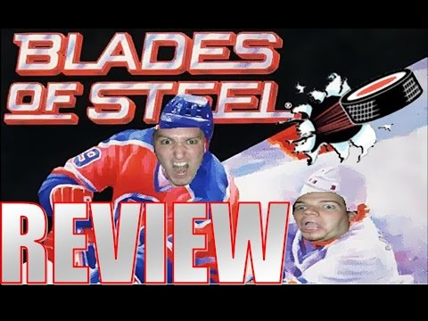 DBPG: Blades of Steel Review (NES)