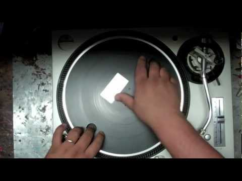 Technics Sl1200 Power knob removal and instalation