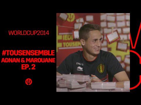 #tousensemble #iedereenmee : Adnan & Marouane (Episode 2)