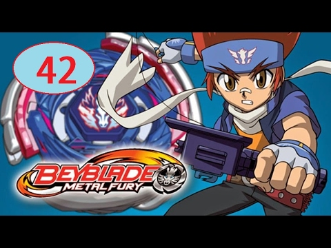 Beyblade Metal Masters Episode 42 English Dubbed