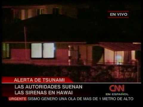 Terremoto sacude concepcion chile 27/12/2010