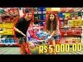 Lagu DISSE SIM PARA TUDO NO MERCADO COM MINHA IRMÃ ( R$5.000,00 )