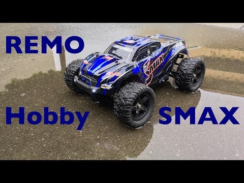 REMO Hobby 1631 SMAX Unboxing, Improvements, Bashing, and Review