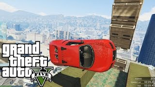 ♠ GTA 5 PC: LOOP TO TWISTED LOOP!!! - Funny Moments ♠