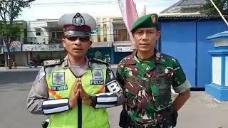 Laporan Pos Yan Terminal Polres Blitar Kota