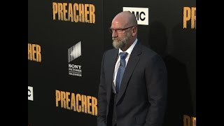 Graham McTavish's 'dread' over 10-year-old daughter's acting interest