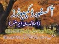 Zakir Hafiz Muhamad Ali  Shahadat Ali Akbar A S