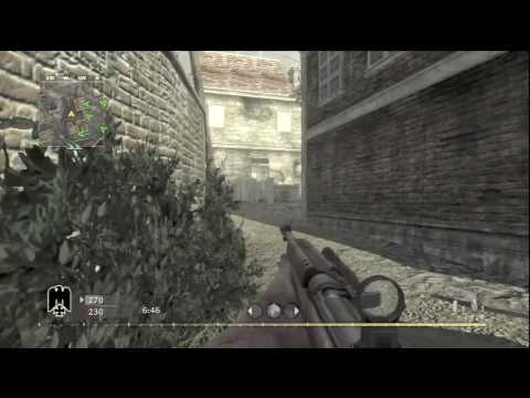 Call of Duty 5 World at War - Team Deathmatch XXXVII