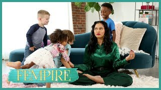 'Fempire': Ayesha Curry and Her Mini Focus Group Put Little Renegades to the Test
