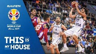 Argentina v Puerto Rico - Highlights - FIBA Basketball World Cup 2019 - Americas Qualifiers