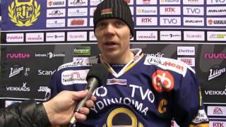 03.01.2017 Lukko vs. Kärpät: ennakkotunnelmat