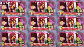 Happy birthday song from nichitha dandu