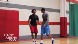 Thru The Lens: (WORKOUT): Lost Footage -Off Season workouts: Nick Young vs Paul George streaming
