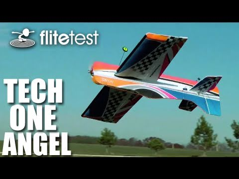 Flite Test - Tech One Angel - REVIEW