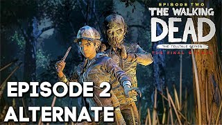 "The Walking Dead:Season 4: ""The Final Season"" Episode 2 ""Suffer The Children"" Alternate Walkthrough"