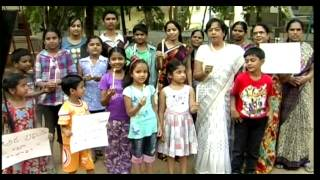 Hyd students protest against Delhi gang rape