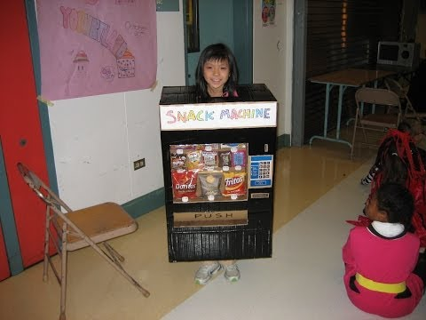 how much money does a vending machine make