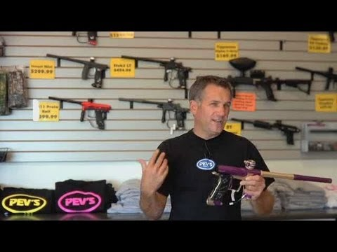 Paintball Tips: Paintball: Woodsball or Rec Ball Guns vs. Speedball Guns
