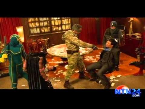 Jim Carrey se opone a las escenas de violencia de su próximo filme