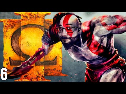 GOD OF WAR 3 - Episodio 6 - Kratos el futbolista