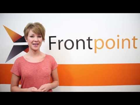 Cloud Service Provider | FrontPoint IT | IT Outsourcing | Hosted Exchange Online Backup