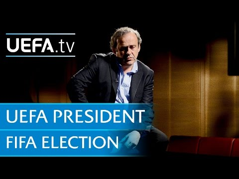 Ask the President: Platini on FIFA election