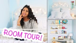 TUMBLR INSPIRED ROOM TOUR!