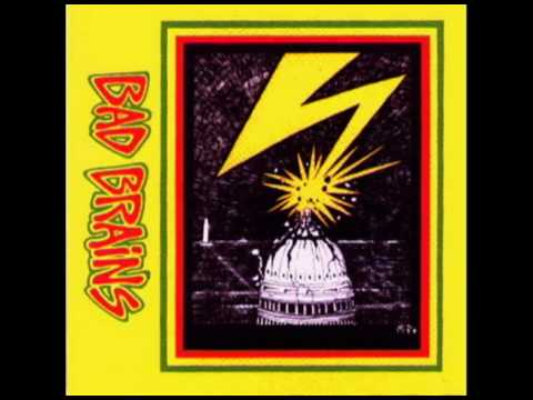 Bad Brains Skull Bad Brains Attitude