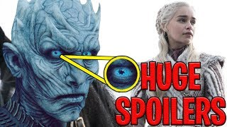 NEW Game of Thrones Season 8 Spoilers! | Game of Thrones