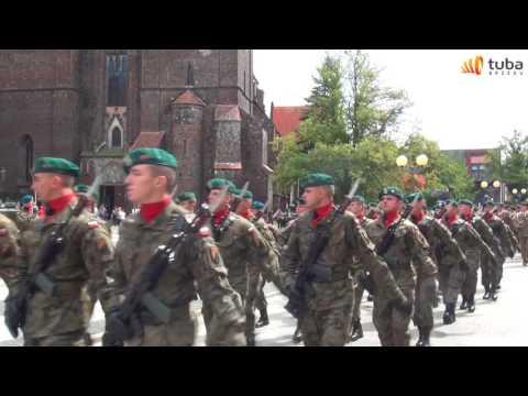 1  Pułk Saperów w Brzegu święto pułku 2017