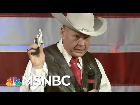 Judge Roy Moore's Communications Director John Rogers Leaves Campaign | MSNBC