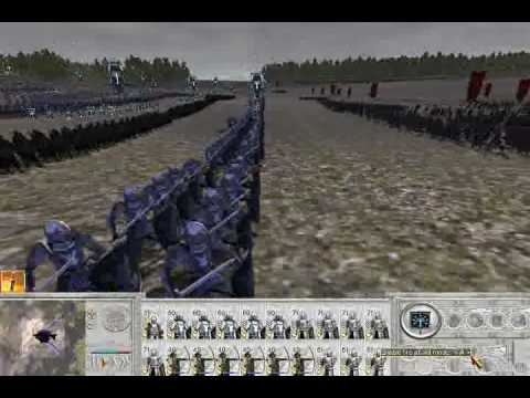 Rome total war vs barbarian invasion