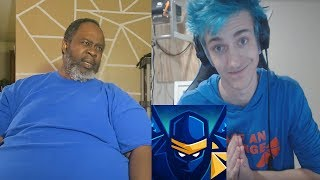 Download Lagu Dad Reacts to the Best Fortnite Player! (Ninja) - Top 15 Best Fortnite Plays Gratis STAFABAND
