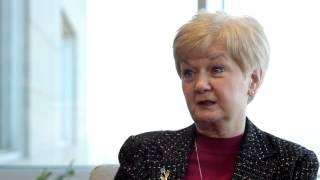 Louise Mercier - La participation des femmes: une clé pour atteindre l'égalité