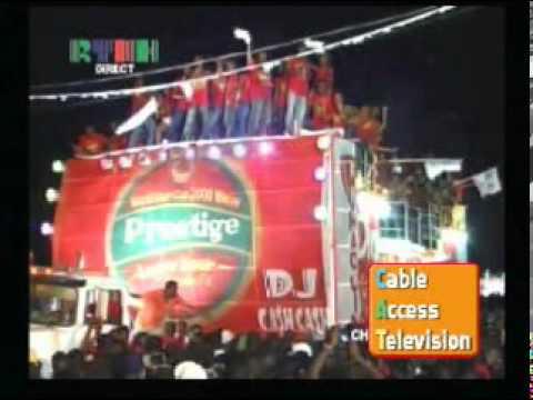 Prelude Carnavalesque Dimanche 6 Fevrier 2011 Dj Cash Cash