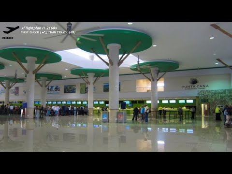 ✈️ Aeropuerto International de Punta Cana, ☼ Punta Cana ☼ | Dominikanische Republik