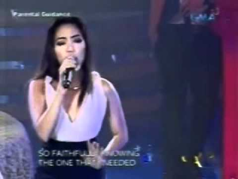 Jonalyn Viray - Vision Of Love + (amazing Whistle Notes) video