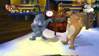 Tom and Jerry war of the whiskers versus mode gameplay